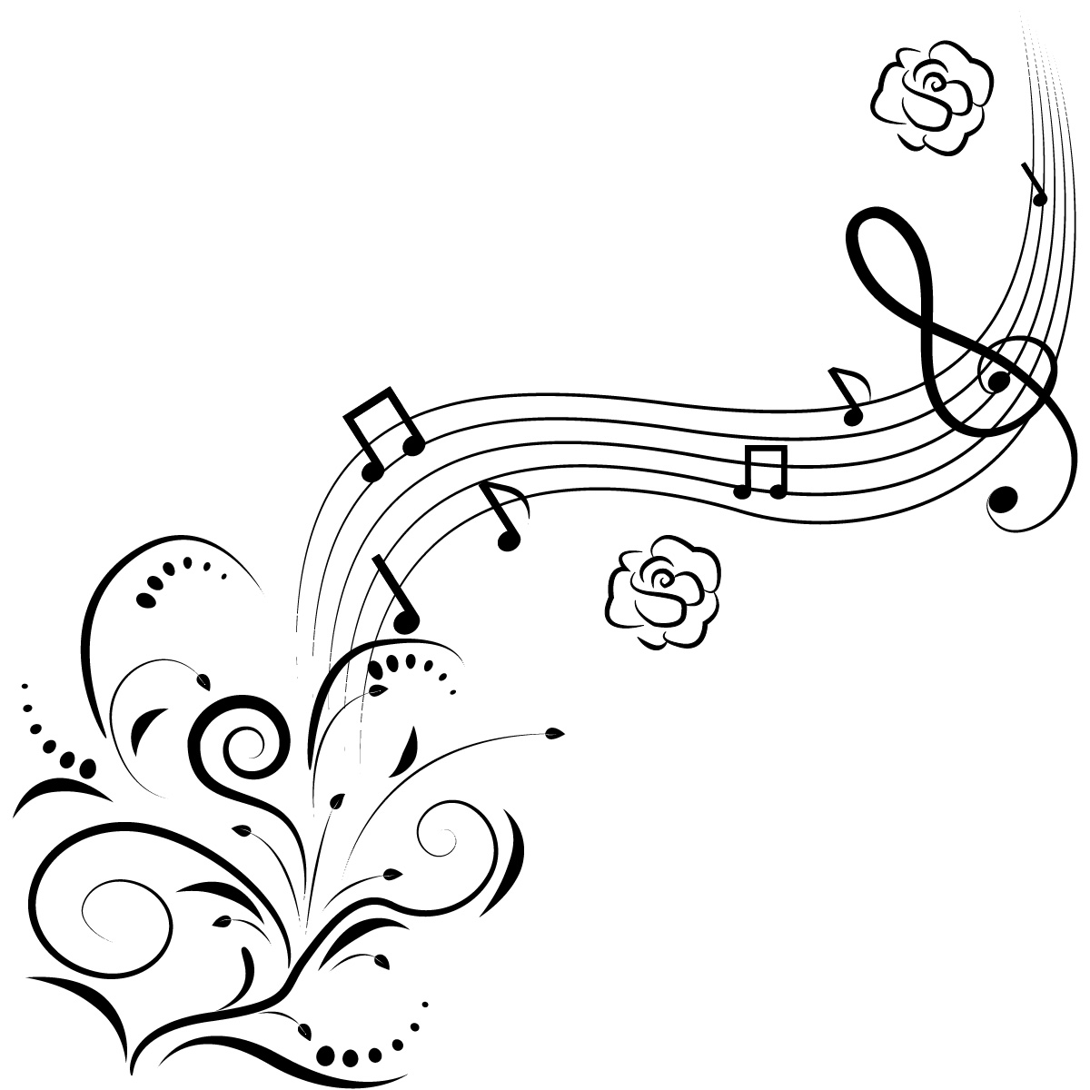 coloring notes free printable music note coloring pages for kids coloring notes 1 1
