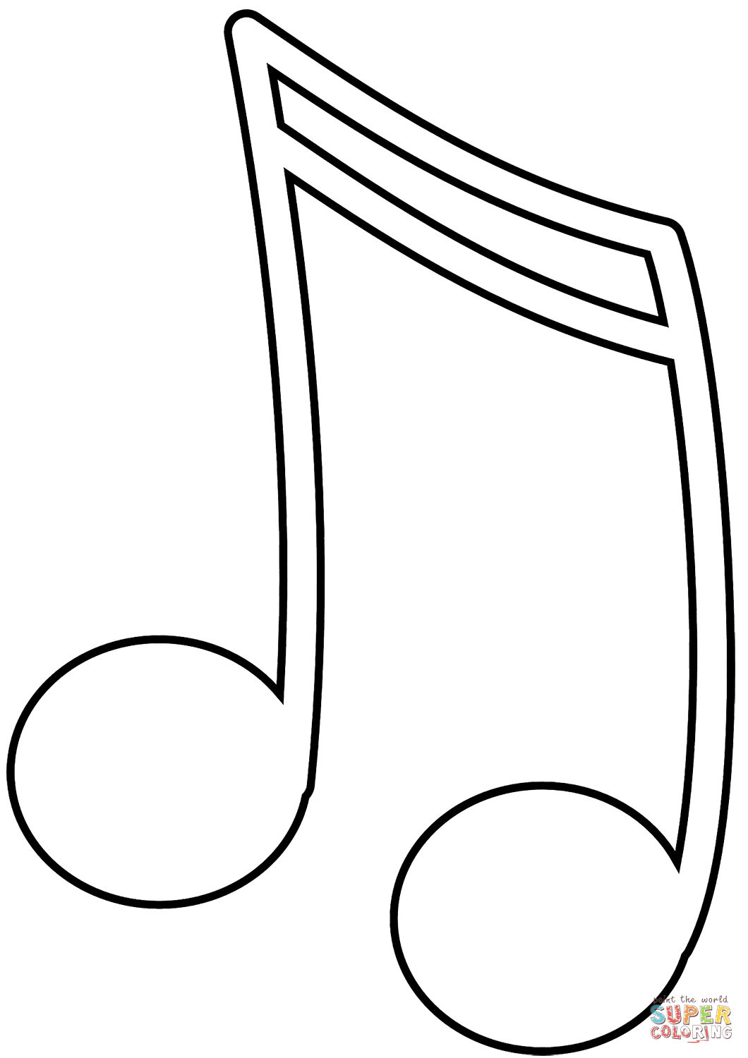 coloring notes free printable music note coloring pages for kids notes coloring 1 1