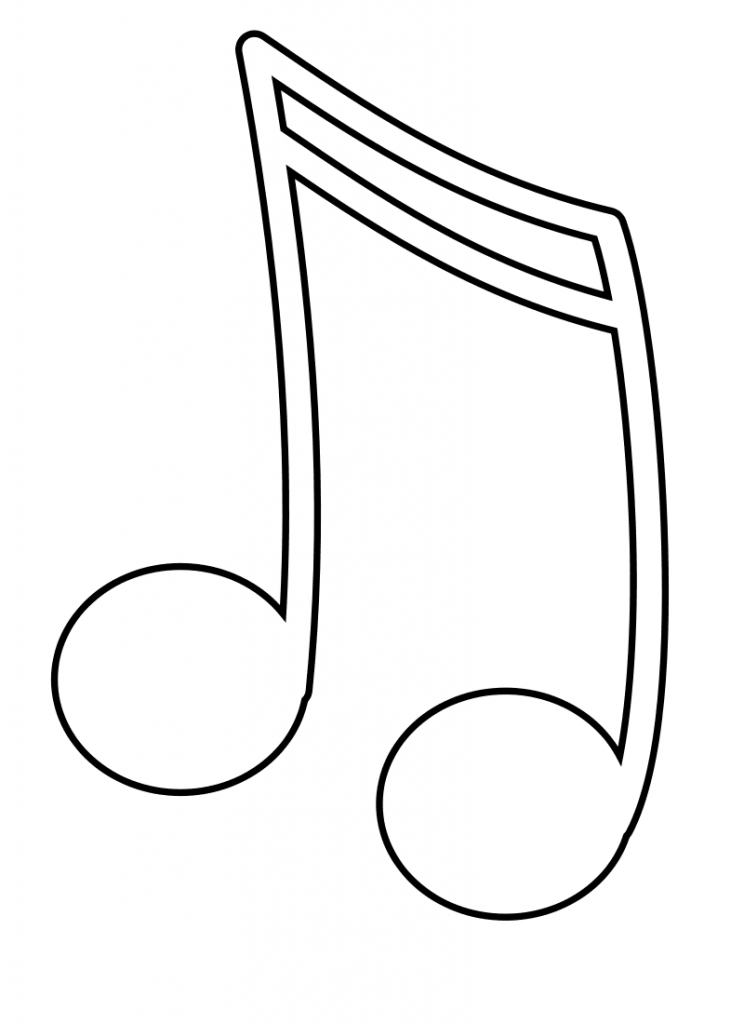 coloring notes printable music note coloring pages for kids cool2bkids coloring notes
