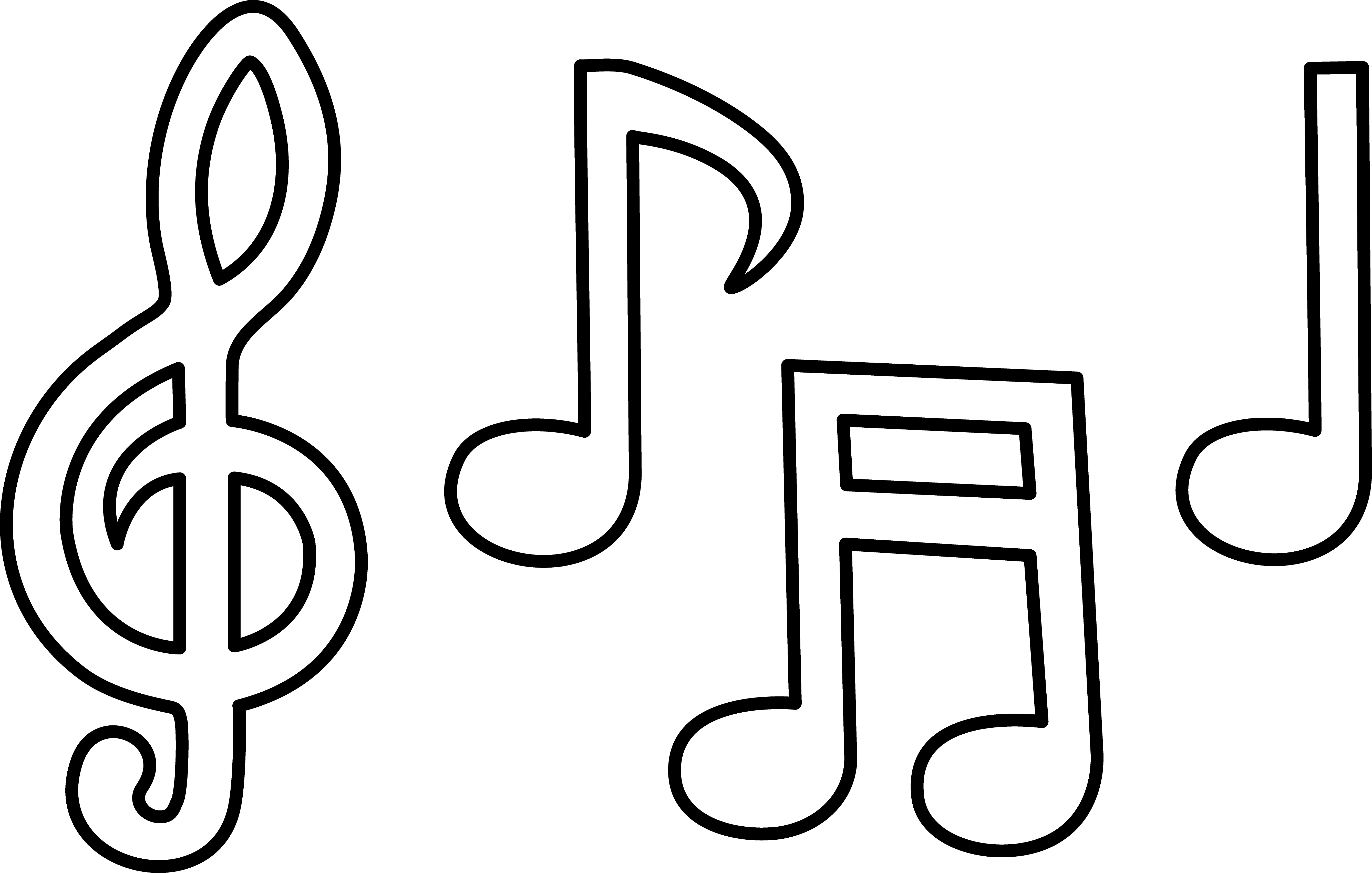 coloring notes printable music note coloring pages for kids cool2bkids notes coloring