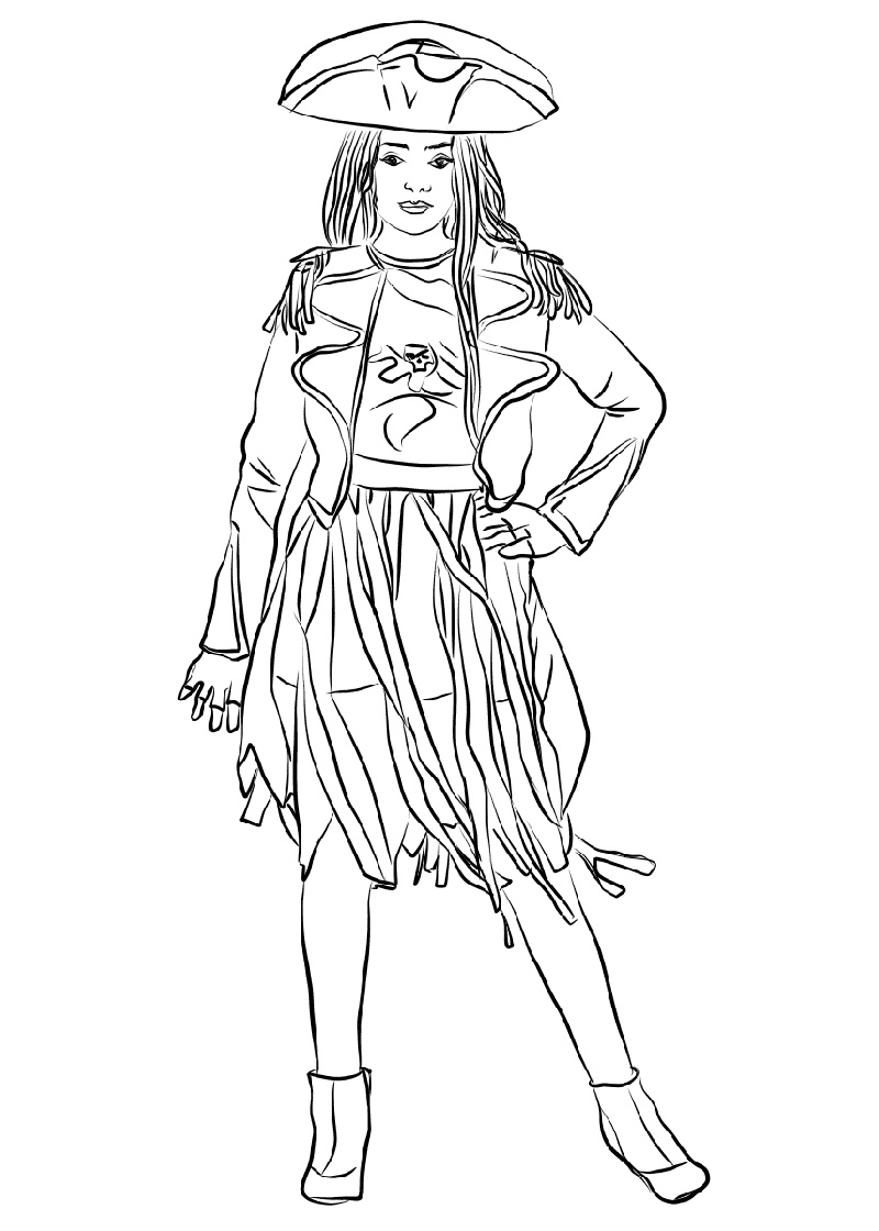 coloring page 2 descendants 2 coloring pages uma k5 worksheets page coloring 2
