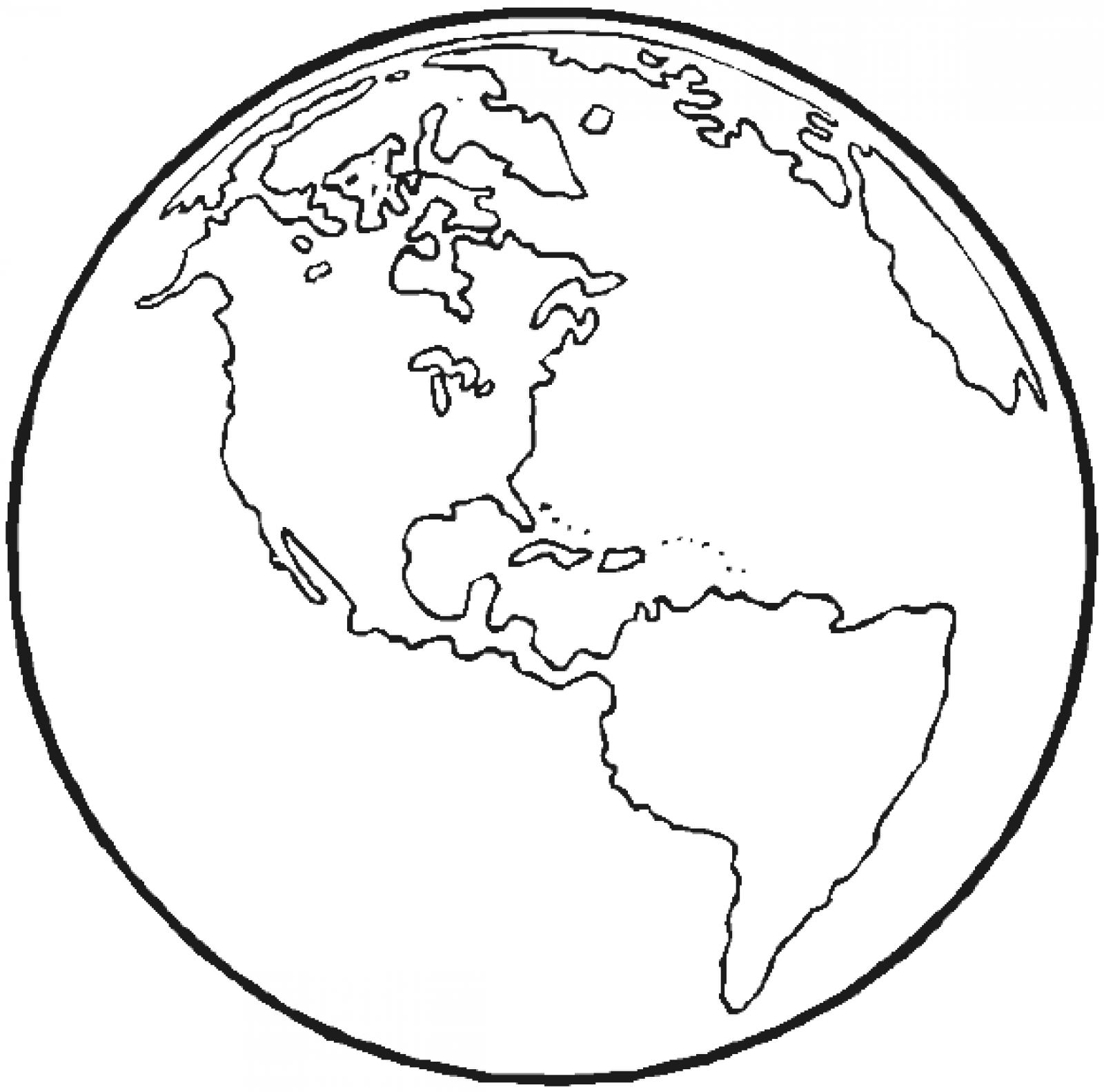 coloring page earth earth coloring pages to download and print for free earth page coloring