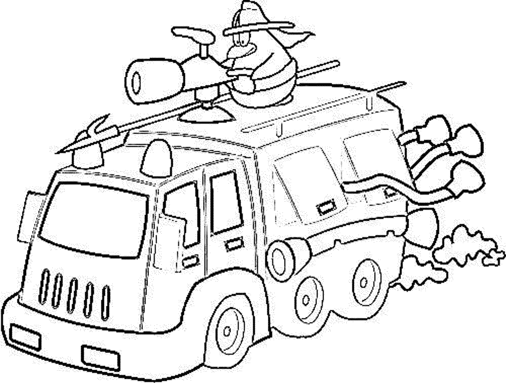 coloring page fire truck fire truck coloring pages free printable pictures in hd fire truck page coloring