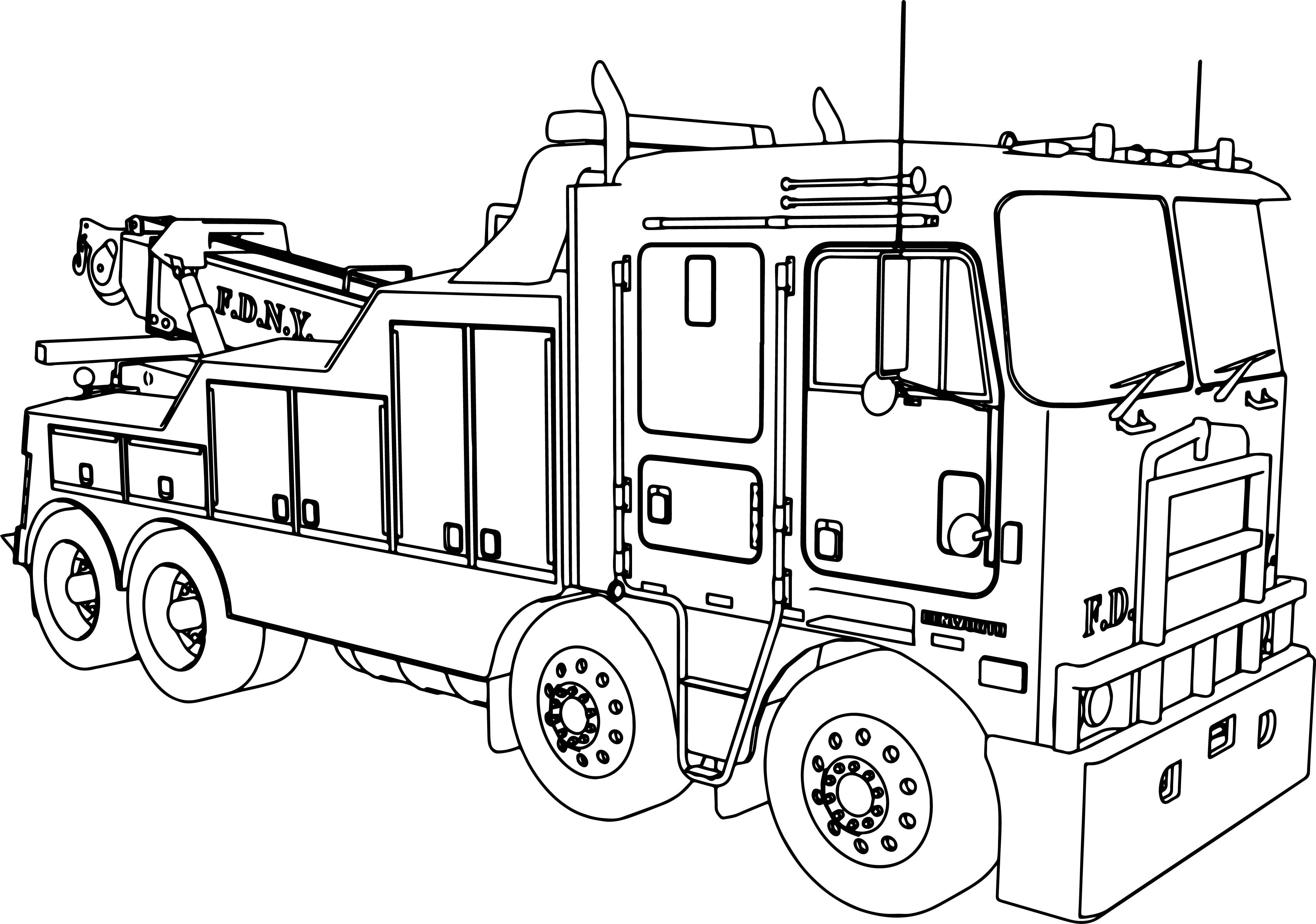 coloring page fire truck free fire truck coloring pages coloring home page coloring truck fire