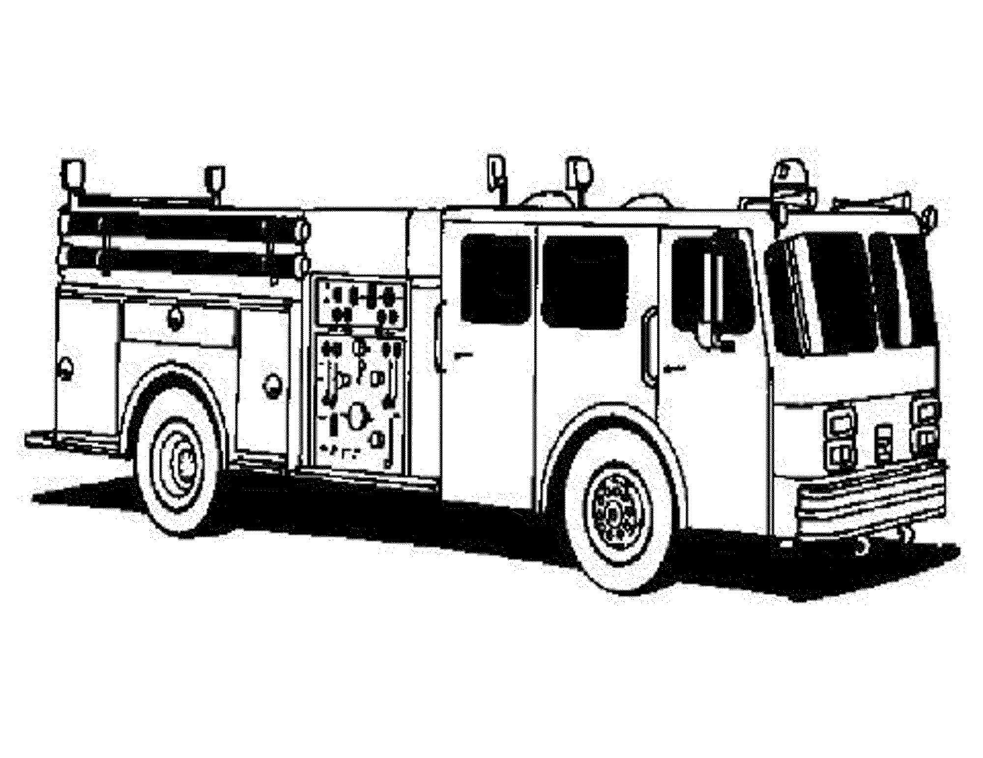 coloring page fire truck free printable fire truck coloring pages for kids coloring page truck fire