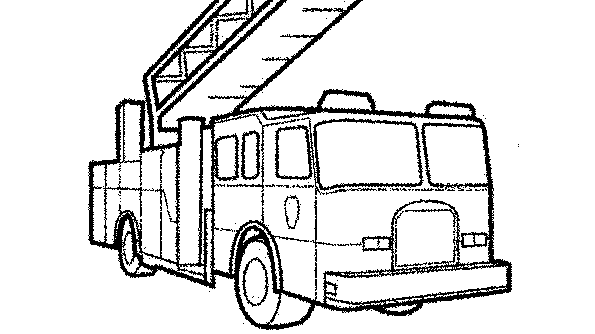 coloring page fire truck print download educational fire truck coloring pages page truck coloring fire