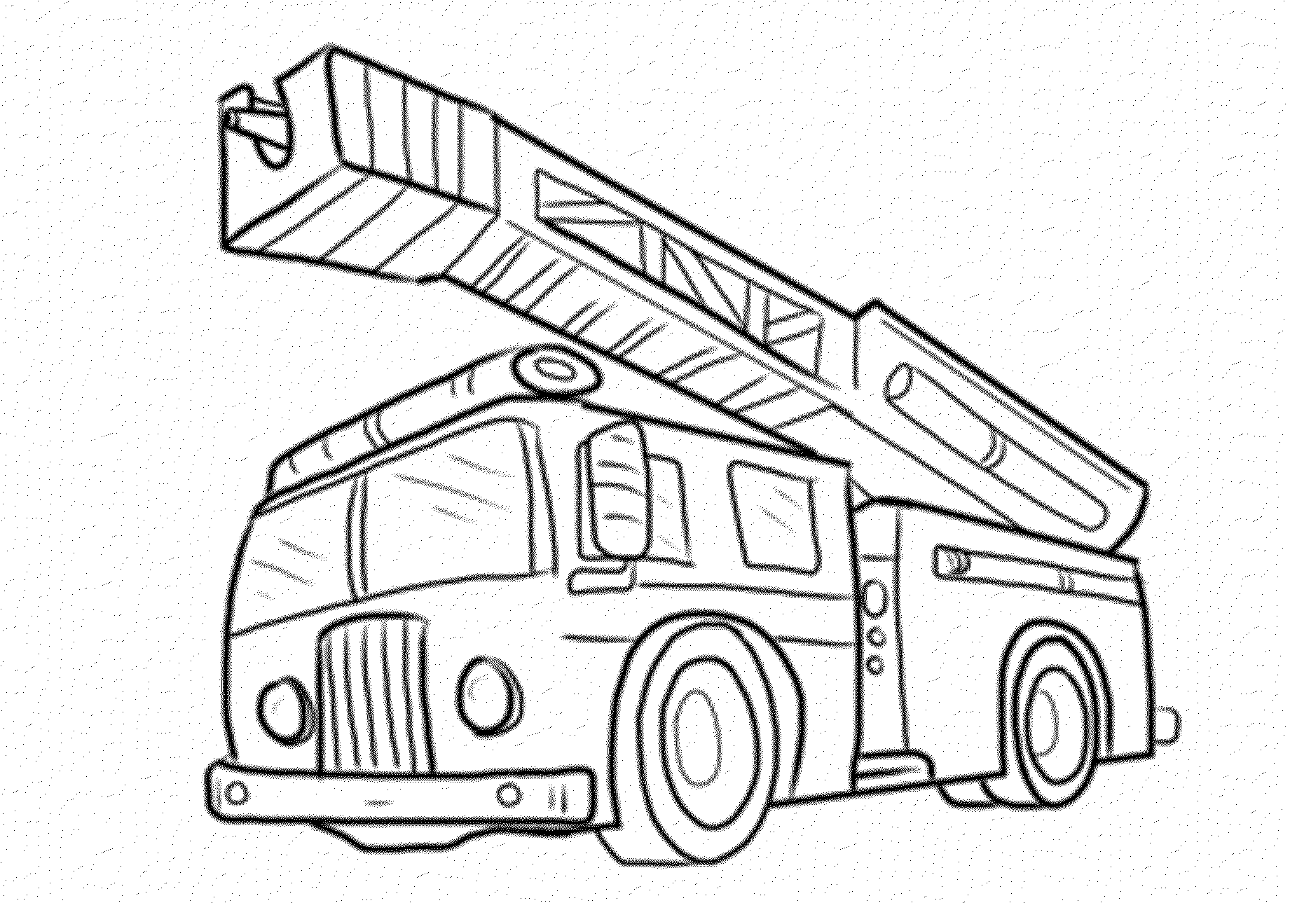 coloring page fire truck print download educational fire truck coloring pages truck fire coloring page