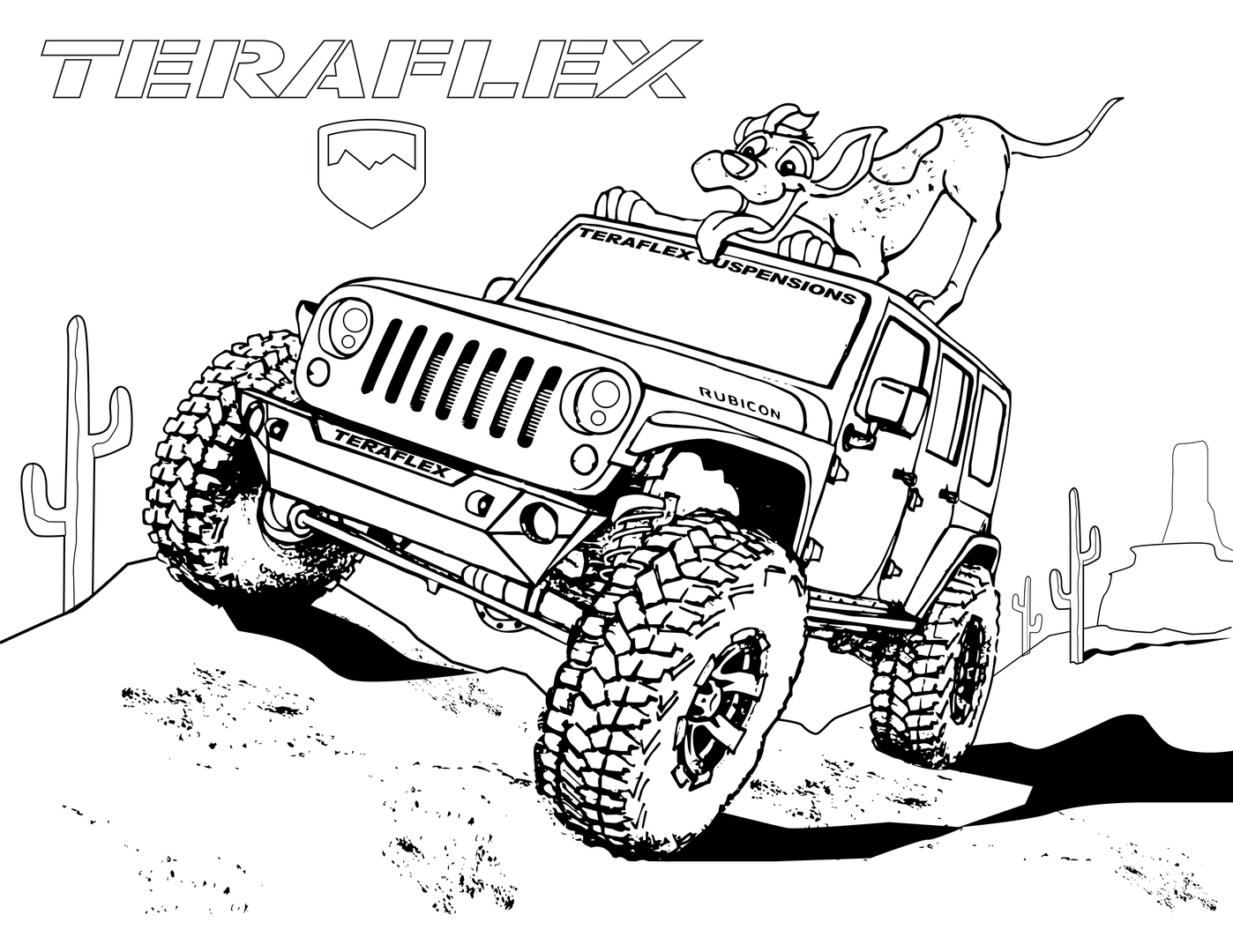 coloring page jeep jeep coloring pages to download and print for free jeep page coloring
