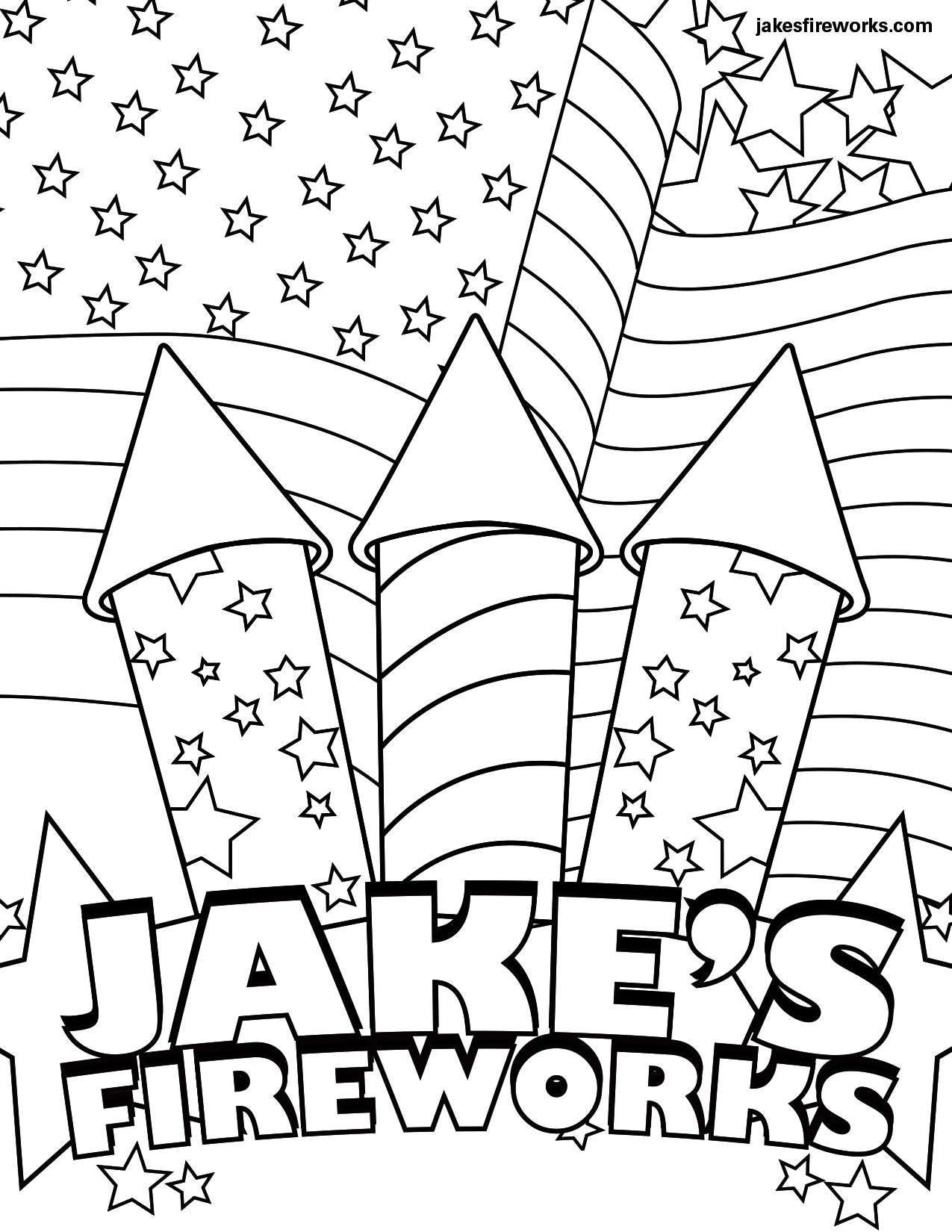 coloring page of fireworks free printable fireworks coloring pages for kids fireworks of page coloring