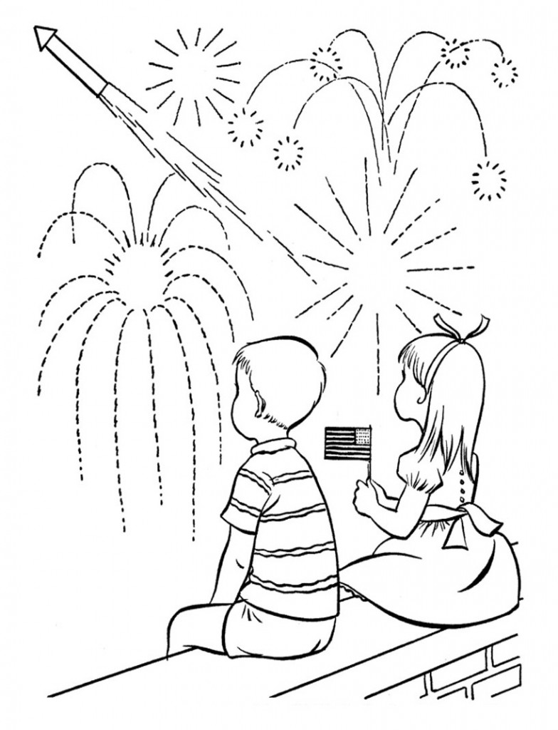 coloring page of fireworks printable fireworks coloring pages for kids cool2bkids of fireworks coloring page