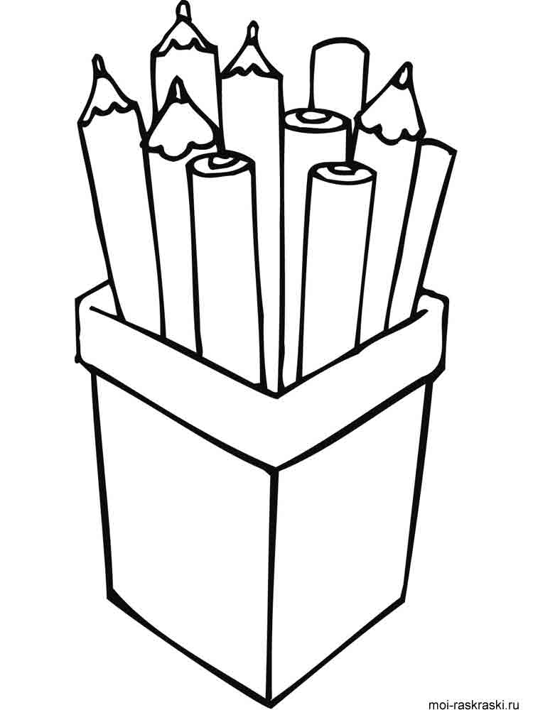 coloring page of pencil colored page pencil iii painted by pen 2 pencil coloring page of