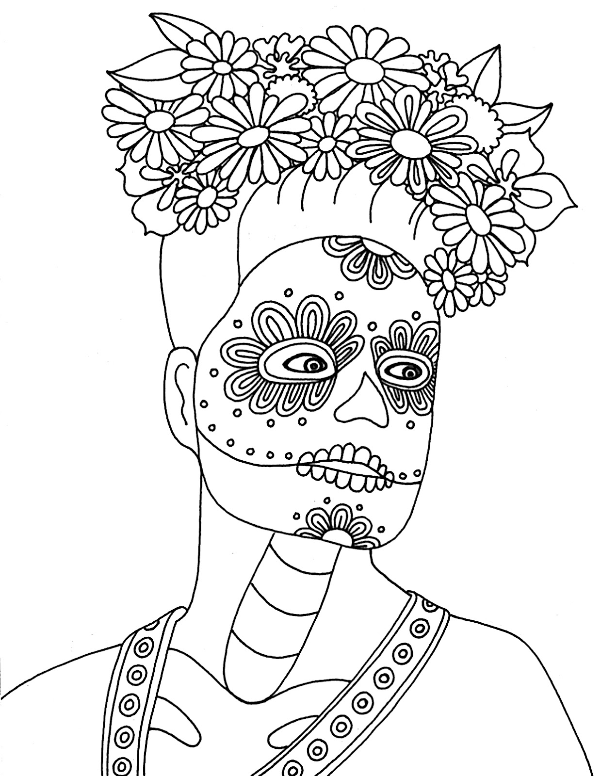 coloring page people free pictures of famous people clipartsco coloring people page