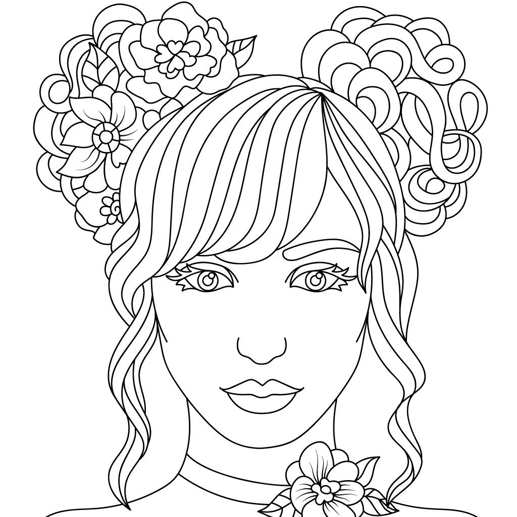 coloring page people hula people coloring pages coloring page book for kids page people coloring