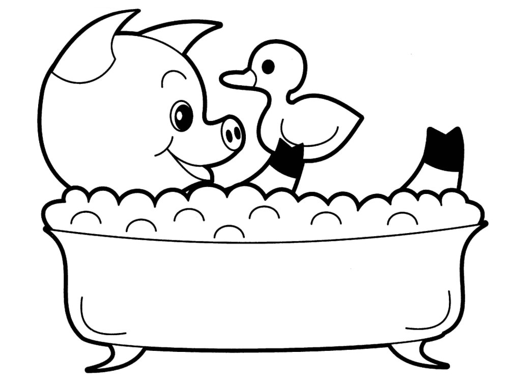 coloring page pig free printable pig coloring pages for kids pig coloring page