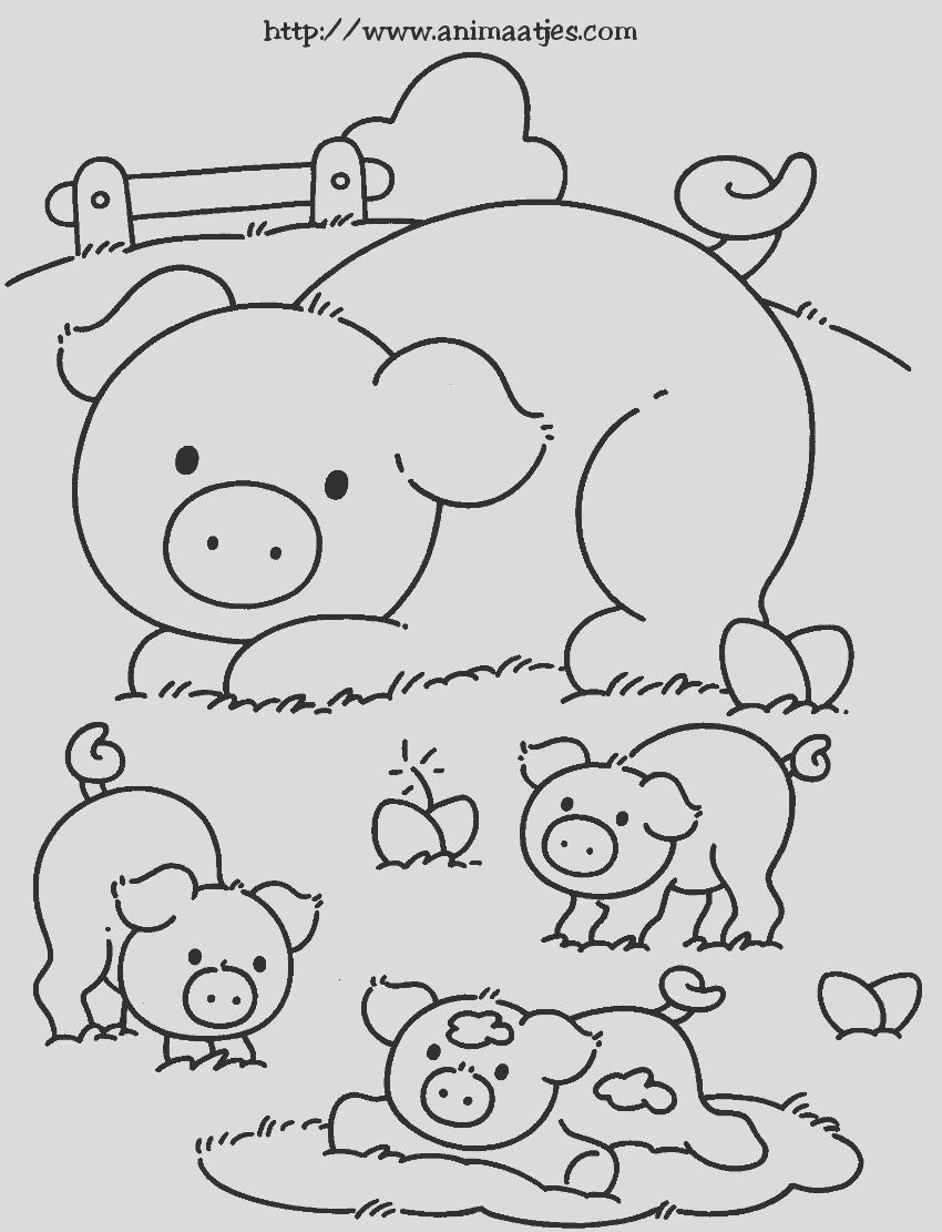 coloring page pig pig coloring page another free coloring page for kids page pig coloring