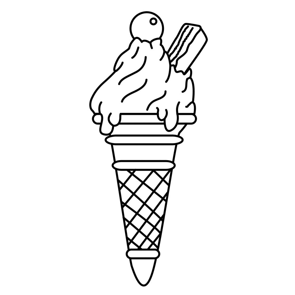 coloring page printable ice cream free printable ice cream coloring pages for kids cream ice printable page coloring