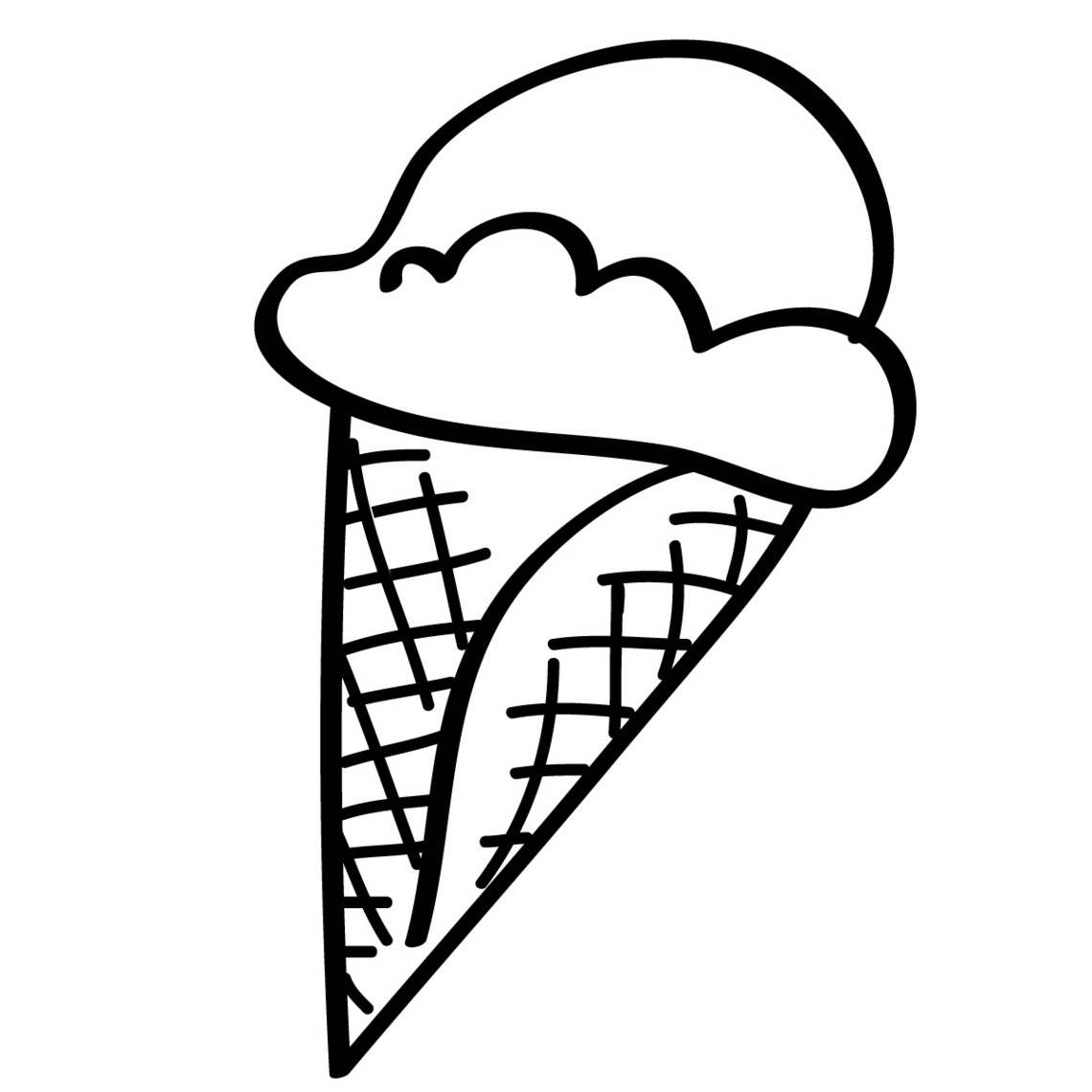 coloring page printable ice cream ice cream coloring pages getcoloringpagescom ice cream printable page coloring