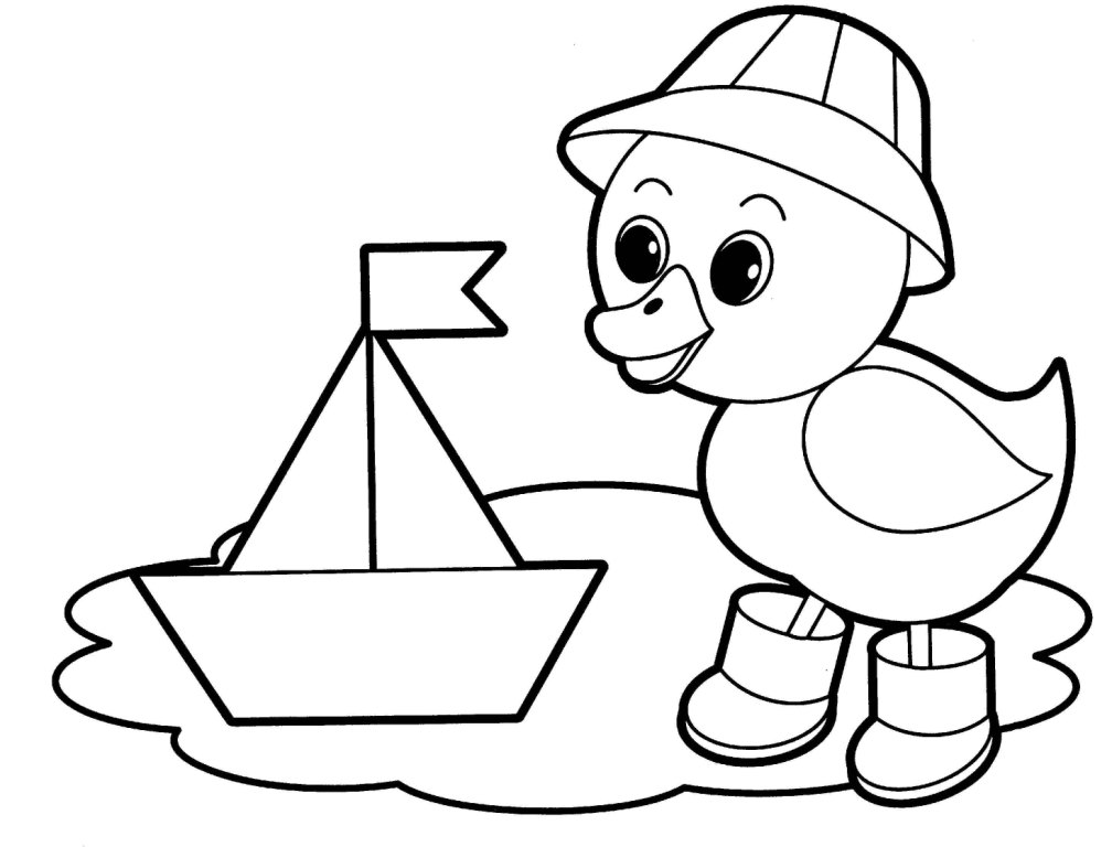 coloring page simple simple coloring pages to download and print for free page coloring simple