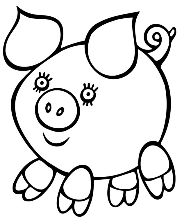 coloring page simple simple coloring pages to download and print for free simple page coloring