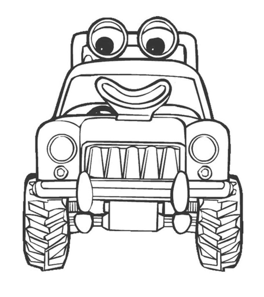 coloring page tractor free printable tractor coloring pages for kids coloring tractor page