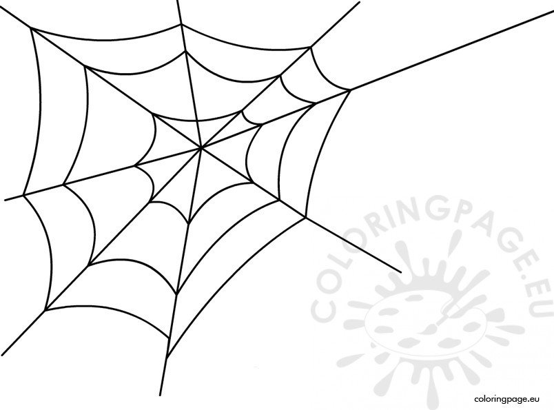 coloring page websites spider web coloring page page coloring websites