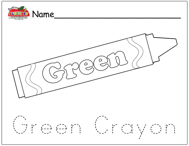 coloring page yellow crayon color words crayon templates by miss kindergarten love tpt coloring yellow page crayon