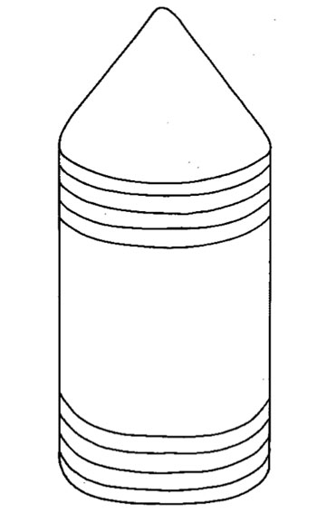 coloring page yellow crayon crayon template 12 pages by barb beale teachers pay coloring crayon yellow page