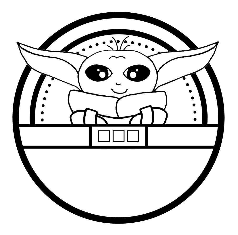 coloring page yoda yoda coloring pages yoda coloring page