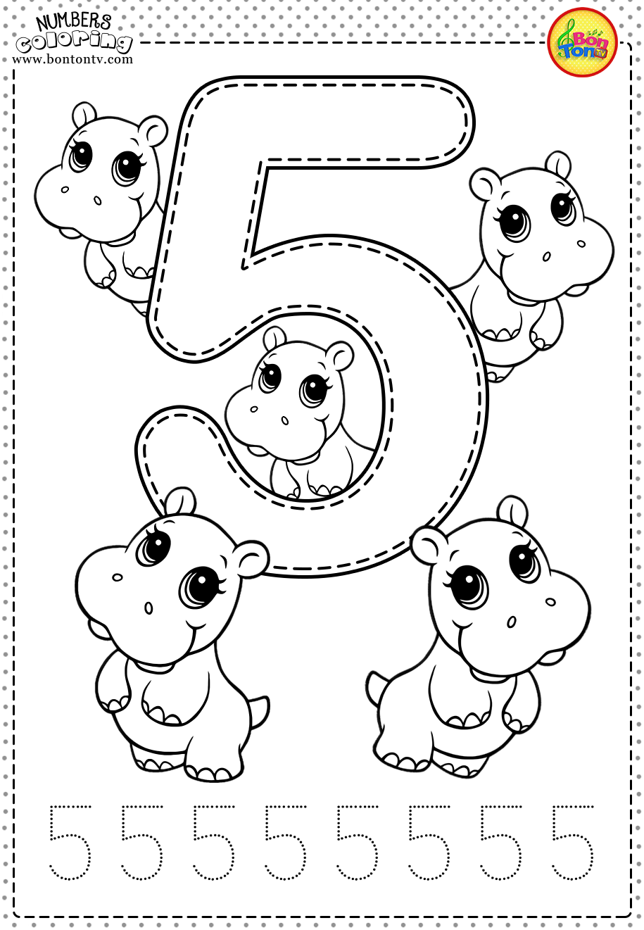 coloring pages 1 5 clipart numbers 1 5 clipground coloring pages 1 5