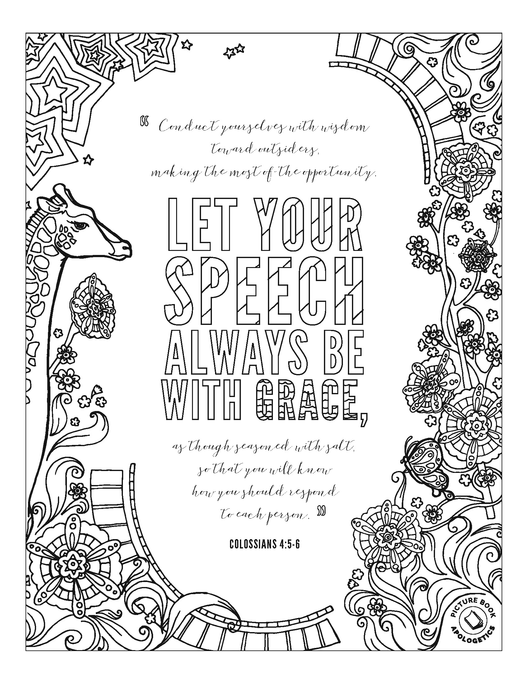 coloring pages 1 5 give all your cares 1 peter 5 7 coloring canvas 1 5 pages coloring
