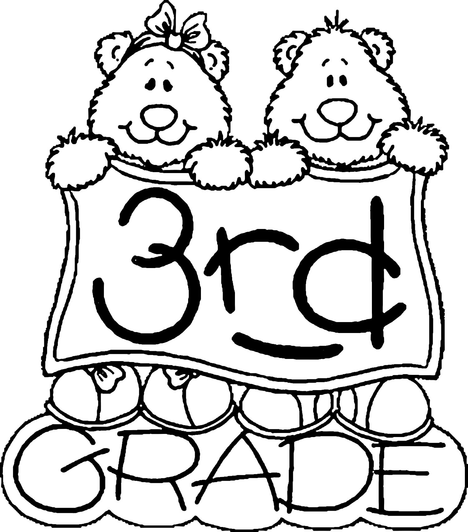 coloring pages 3rd grade 3rd grade coloring page wecoloring 3rd pages grade coloring