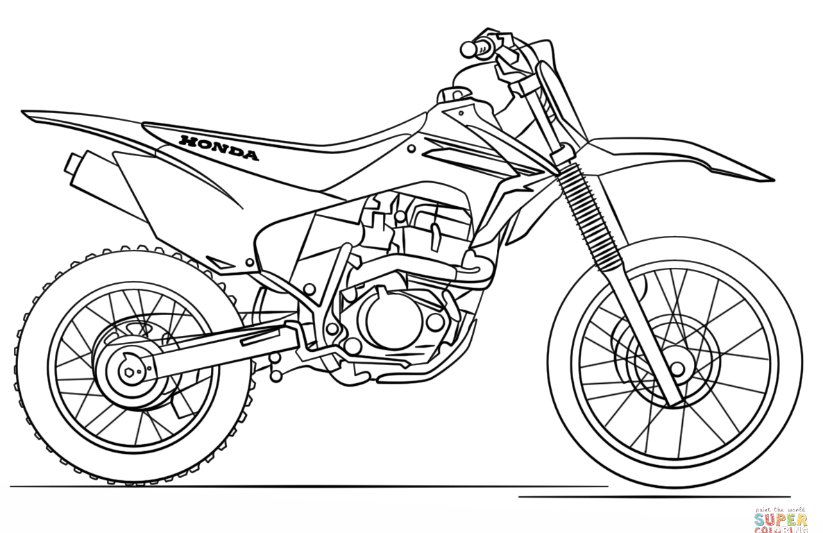 coloring pages bikes bicycle drawing images at getdrawings free download bikes coloring pages