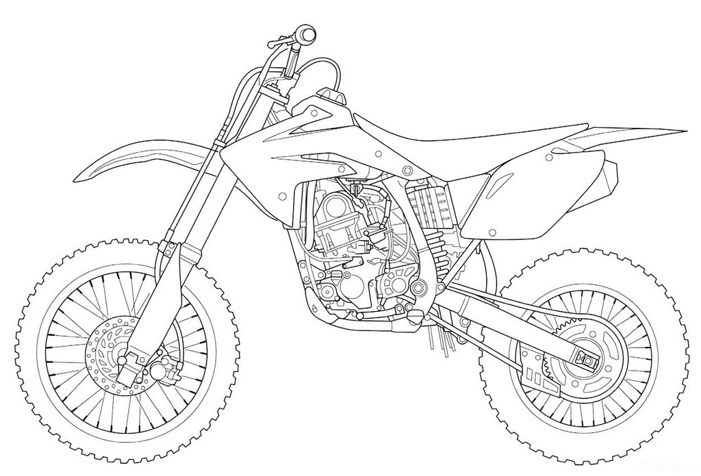 coloring pages bikes kids on bicycles coloring sheet to print or download coloring pages bikes