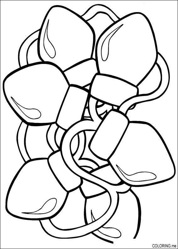 coloring pages christmas tree lights christmas tree lights coloring pages at getcoloringscom christmas tree lights pages coloring
