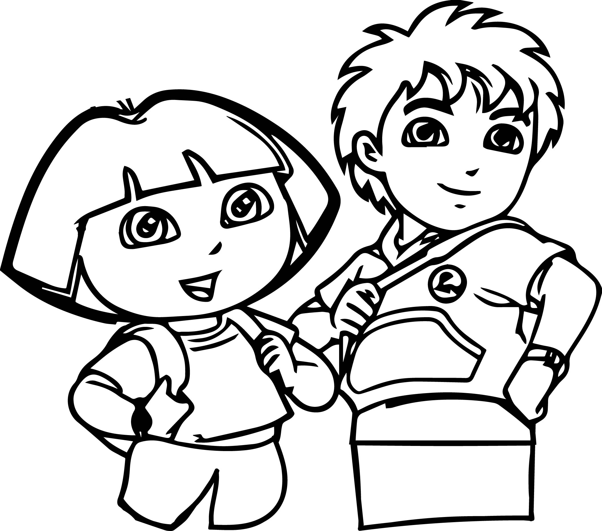 coloring pages dora and friends dora and friends coloring pages coloring home and friends pages coloring dora