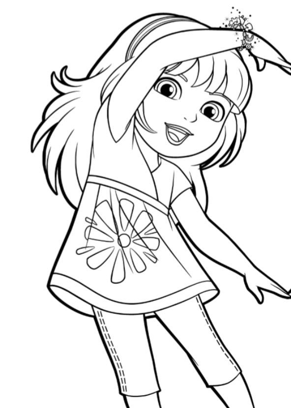 coloring pages dora and friends dora and friends coloring pages to download and print for free and pages coloring friends dora