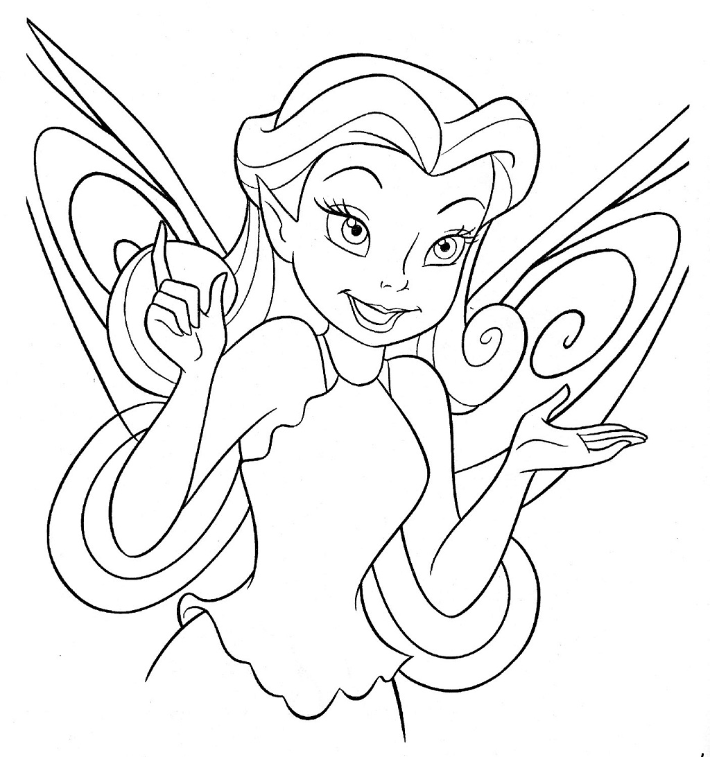coloring pages fairies printable disney fairies coloring pages for kids cool2bkids fairies coloring pages 1 1
