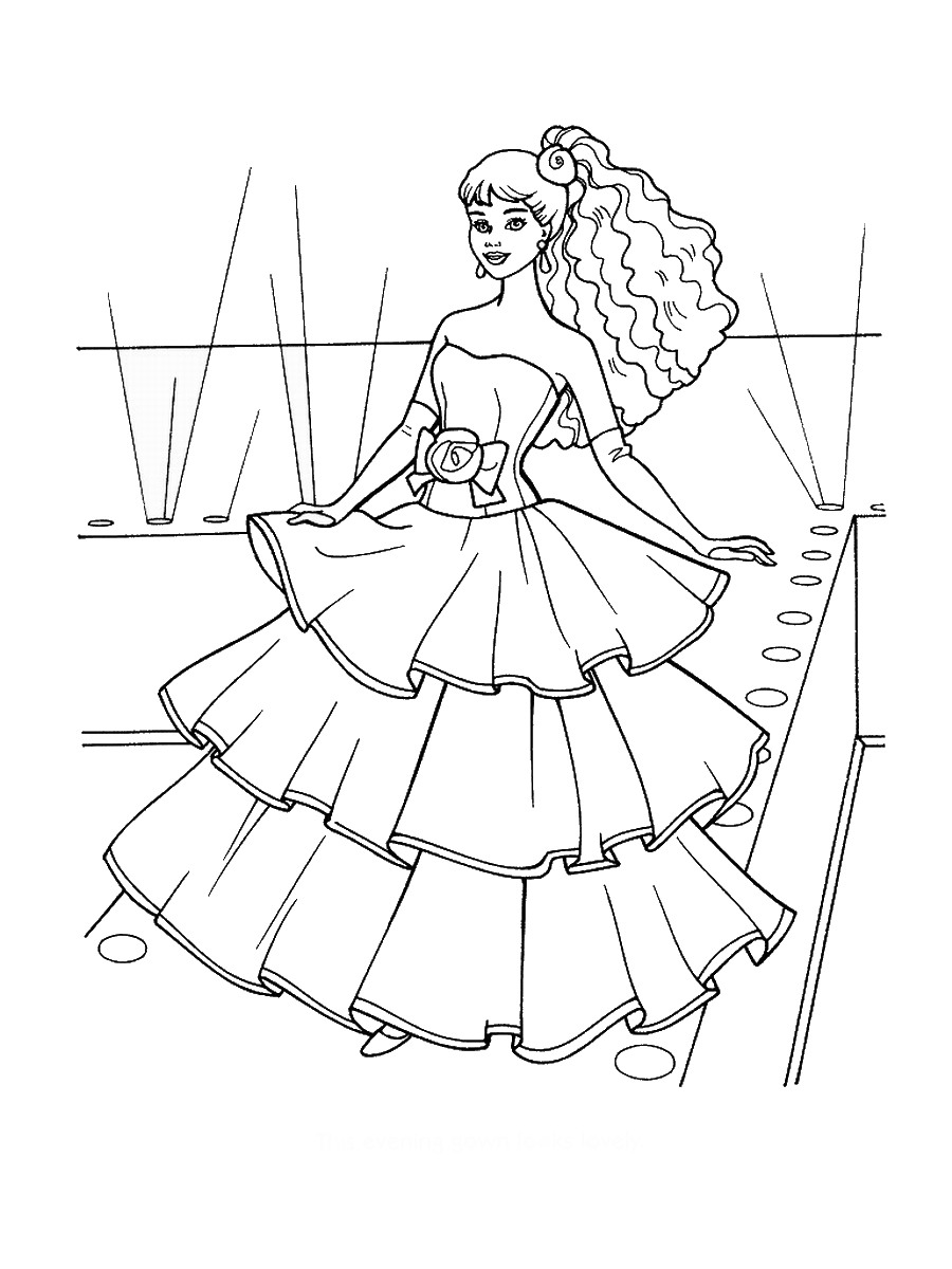 coloring pages fashion fashion dress pages coloring pages coloring pages fashion