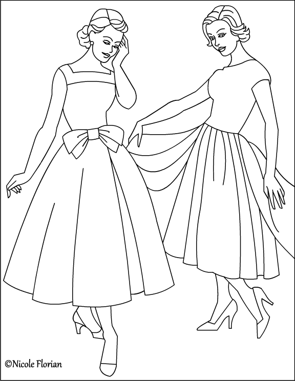 coloring pages fashion printable coloring pages of fashion clothing coloring home pages coloring fashion