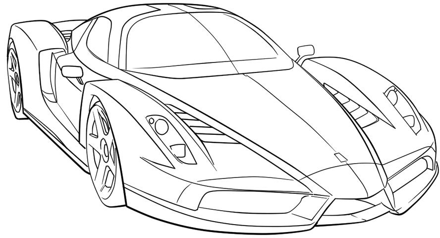 coloring pages ferrari cars awesome cars ferrari coloring pages kids play color cars ferrari pages coloring