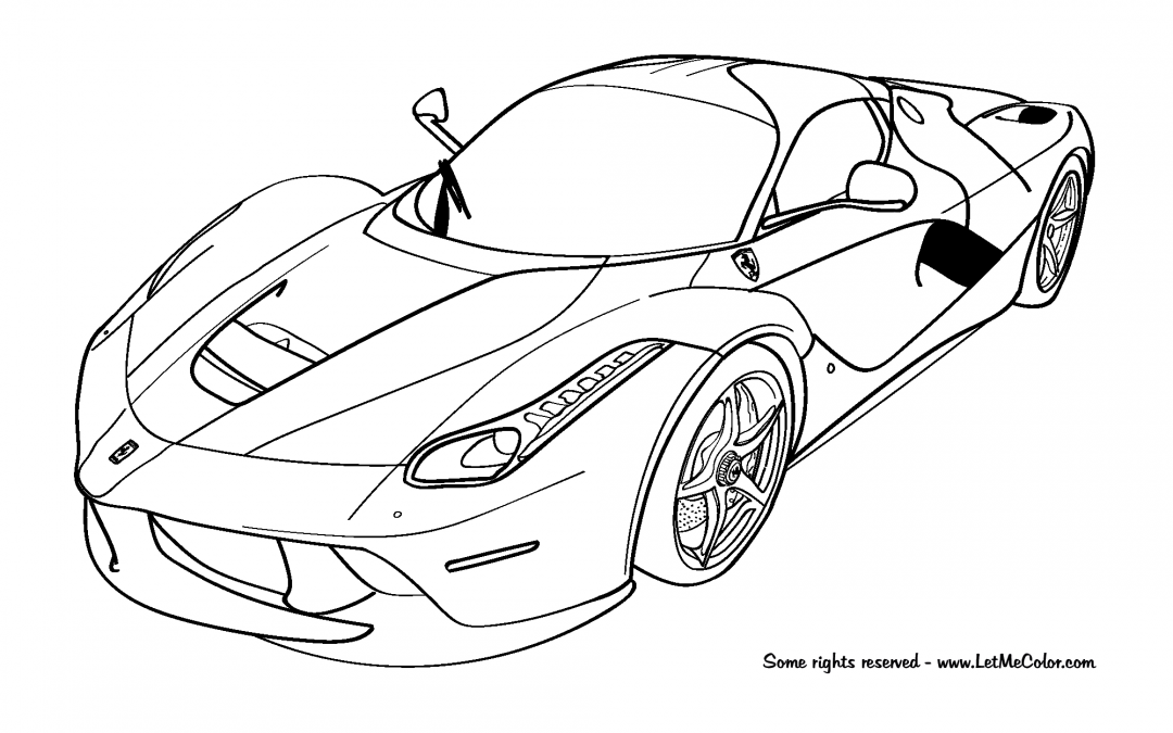 coloring pages ferrari cars ferrari 458 italia cars coloring pages kids play color ferrari pages cars coloring