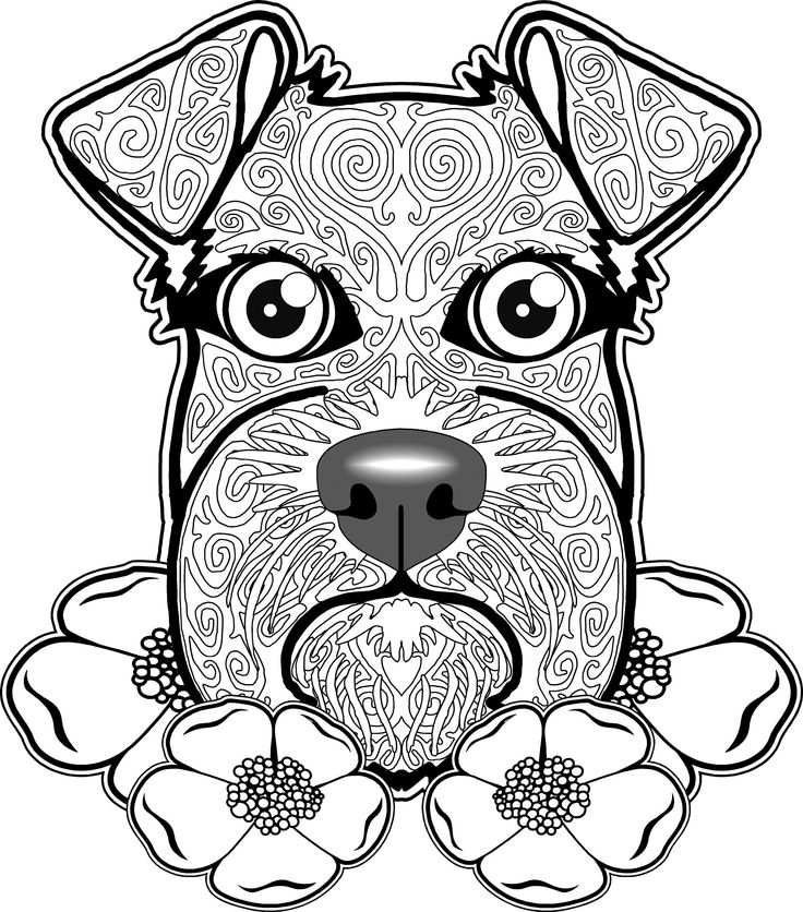 coloring pages for adults dogs coloring pages for adults dogs pages coloring adults for dogs