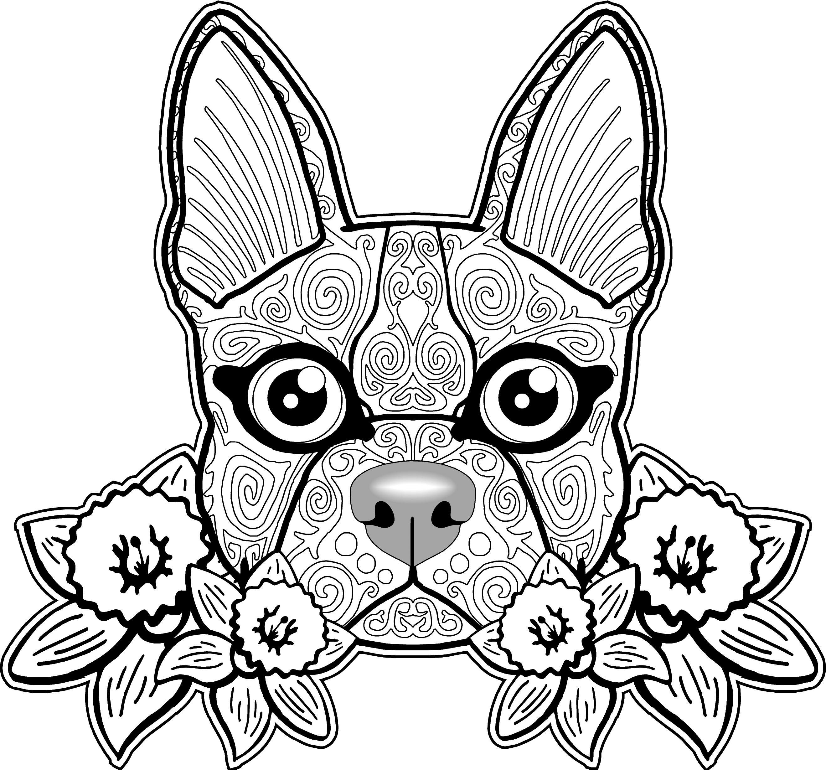 coloring pages for adults dogs dog coloring pages for adults best coloring pages for kids for coloring pages adults dogs