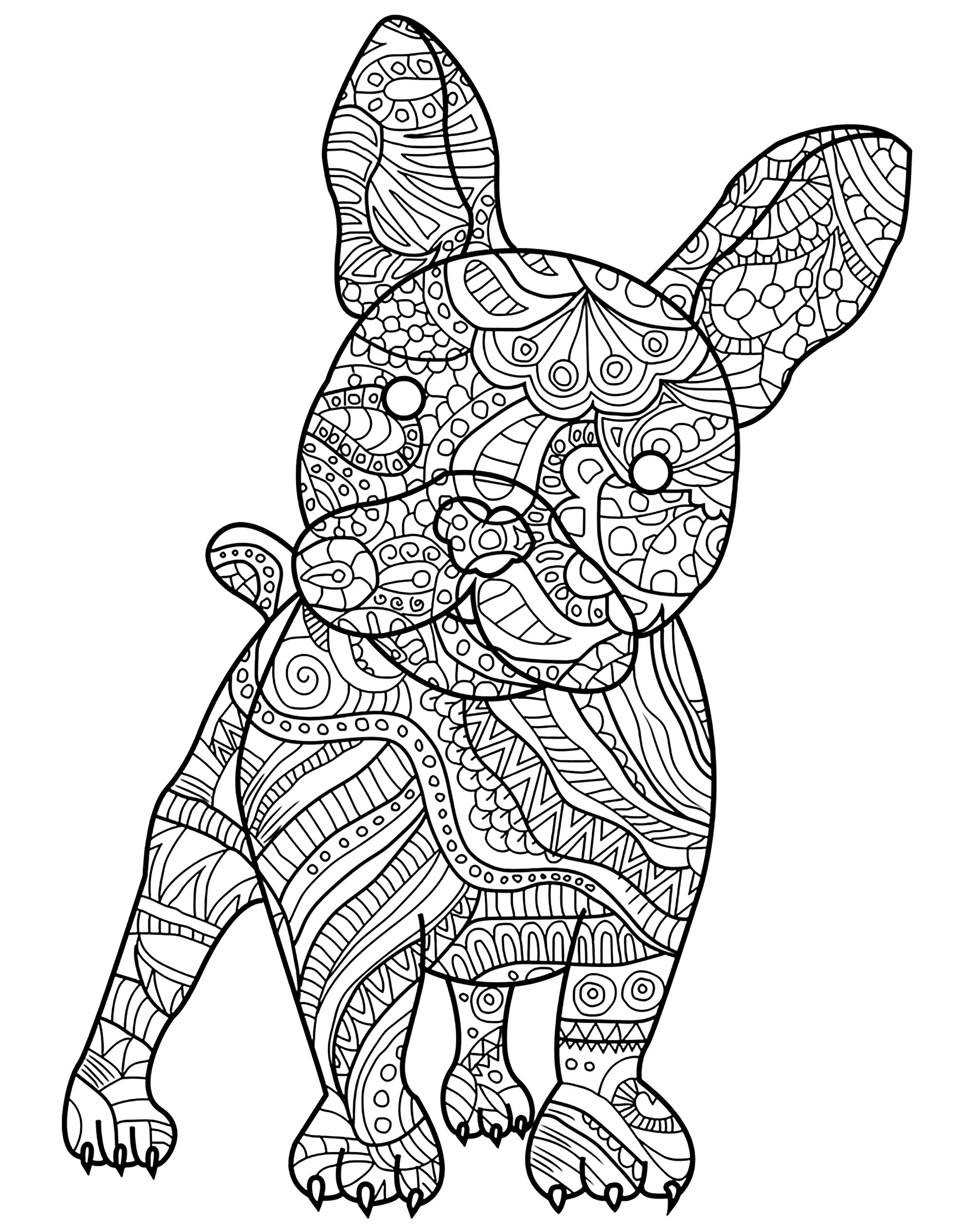 coloring pages for adults dogs free book dog poodle dogs adult coloring pages dogs for coloring adults pages