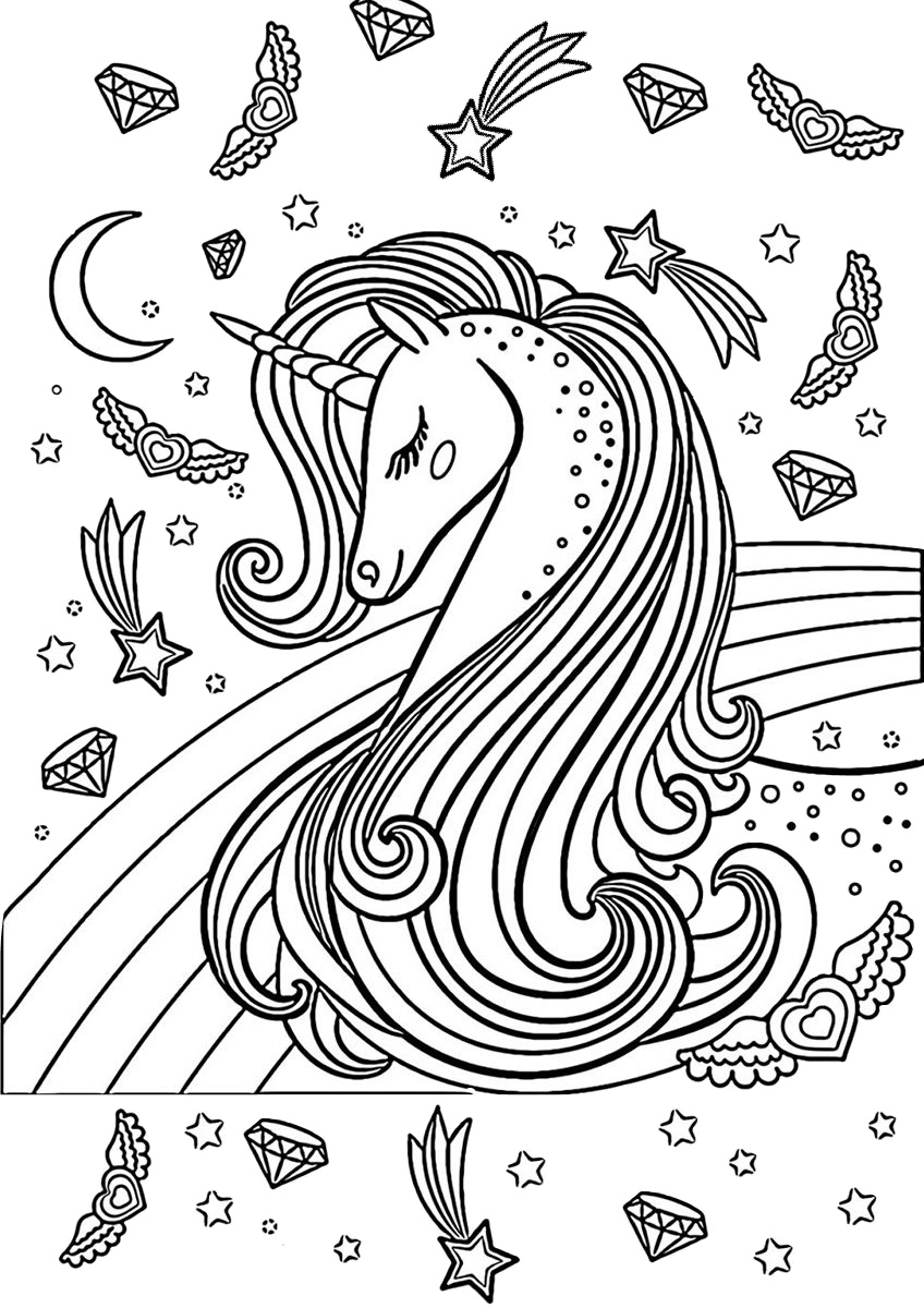 coloring pages for adults unicorn unicorn on its two back legs unicorns adult coloring pages for adults pages coloring unicorn