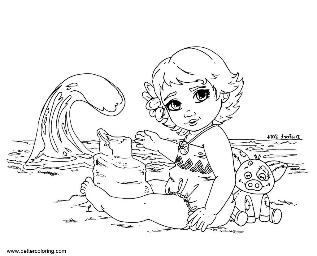 coloring pages for girls moana free printable moana coloring pages activity sheets for for moana pages coloring girls