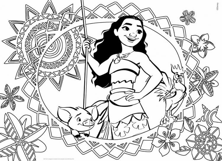 coloring pages for girls moana moana coloring pages coloring home girls for moana coloring pages