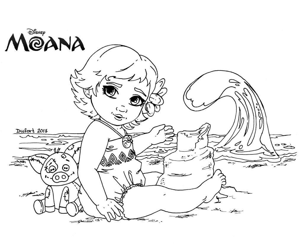 coloring pages for girls moana moana coloring pages lineart by jadedragonne free pages girls moana for coloring