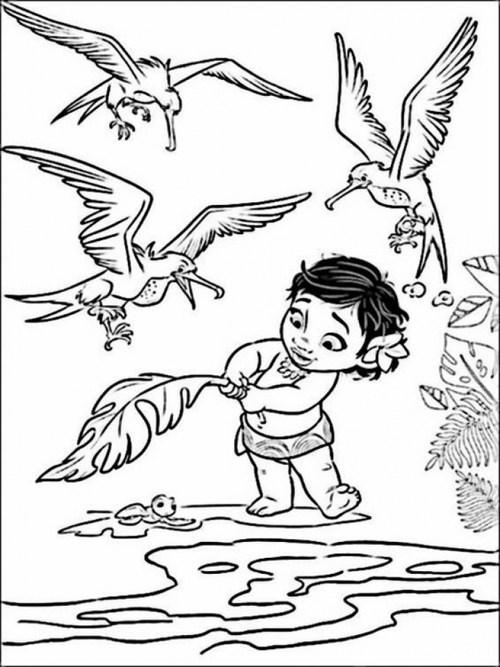coloring pages for girls moana print moana waialiki disney coloring pages moana for moana coloring girls pages