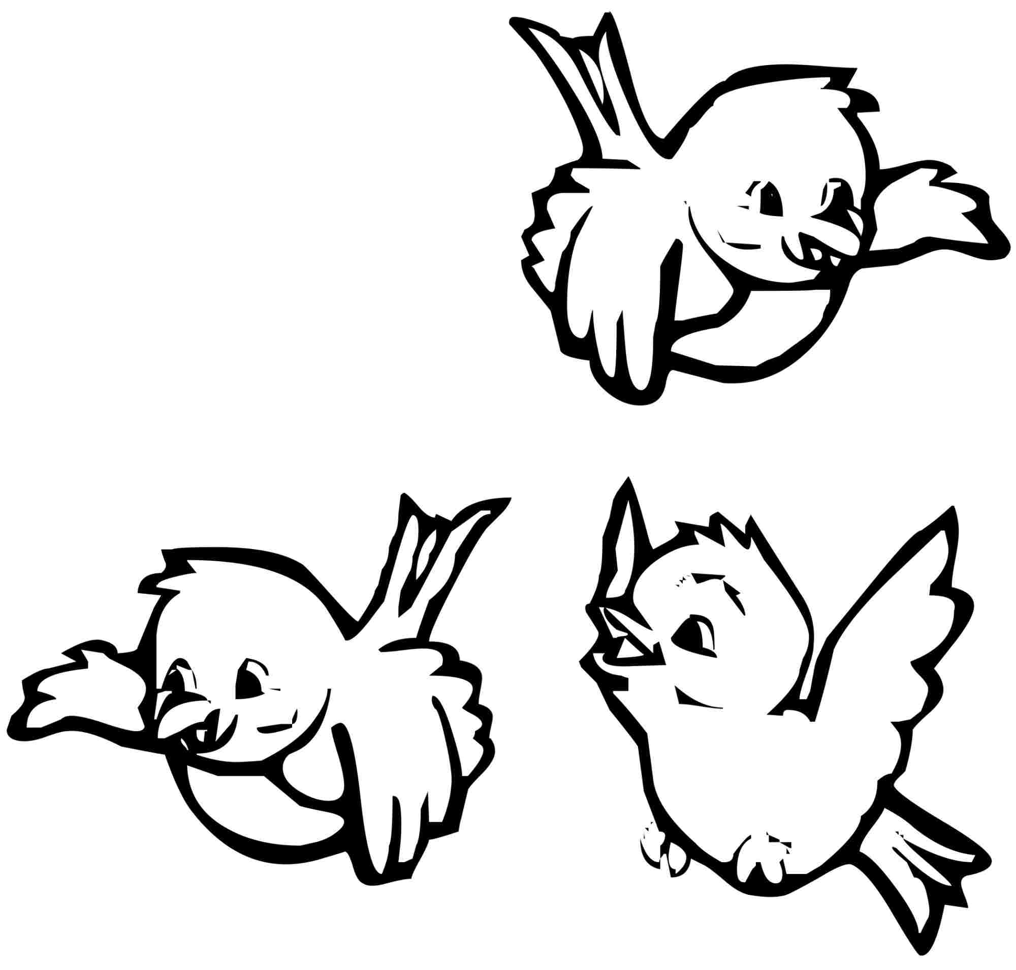 coloring pages for kids birds 5 best images of printable bird coloring pages free coloring for pages kids birds